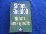 MAÑANA,  TARDE Y NOCHE SIDNEY SHELDON - foto