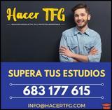 TFM | TFG AYUDA REDACCIÓN O TUTORÍA - foto