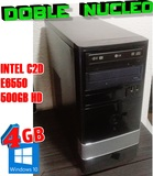 TORRE INTEL C2D E6550  4GB  500HD W10 - foto