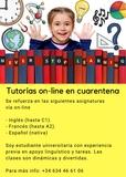 CLASES ON-LINE EN CUARENTENA - foto