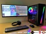 Torre Gaming AMD Ryzen 5 2600 - foto