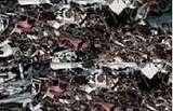 retirada de chatarra,  metales y escombr - foto