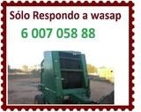 JOHN DEERE 550 ROTOEMPACADORA - foto