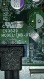 Placa base HP - foto