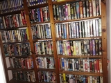 VHS películas - foto