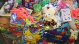 Sacos de juguetes para celebraciones - foto