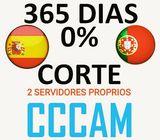 2 servidores cccam pro 12 meses - foto