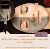Limpieza facial completa con microdermoa - foto