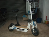 PATINETE SCOOTER SPARROW - foto
