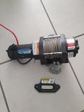 CABESTANTE ELÉCTRICO RAMSEY WINCH 1 - 2500 LB - foto
