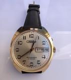 Reloj ruso slava oro chapado au 1/27 rub - foto