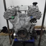 NISSAN 350Z MOTOR 3. 5 VQ35DE 301 CV REG.  - foto