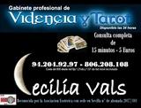 cecilia vals vidente astrologa - foto