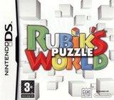 Rubiks puzzle world - foto