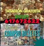 Compro billetes y colecciones. Ref. 7njg - foto