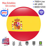 IPTV servidor Premium Español - foto