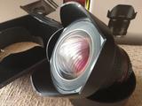 Objetivo samyang 14 2.8 Nikon portfiltro - foto