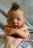 Reborn bebé - foto