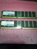 2 Memòrias ram ddr 1 gb pc3200 - foto