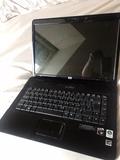 ordenador portatil HP impoluto - foto