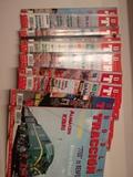 revistas de trenes eléctricos - foto