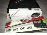 Tarjeta de video Asus GTX 960 2GB turbo - foto