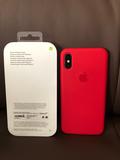 Funda iPhone X Apple Product Red - foto