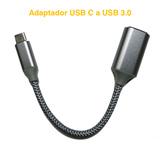 Adaptador USB-C a USB 3.0(NUEV0) - foto