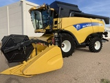 NEW HOLLAND CX8070 FS - foto