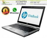 243. Portátil Hp EliteBook 8560W, i7 / G - foto