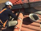 reparaciÓn tejado en madrid - foto