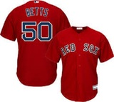 BEISBOLERA MLB RED SOX BETTS ROJA - foto