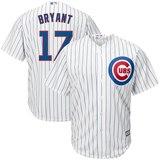 BEISBOLERA MLB CUBS BRYANT BLANCA - foto