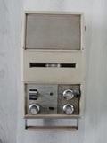 Radio cassette Viscount modelo 165 - foto