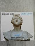 CD CANTARES GALEGOS, ROSALíA DE CASTRO