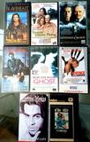VENDO CINTAS VHS