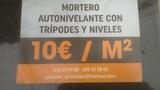 autonivelante en madrid - foto