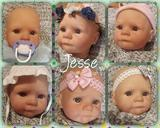 Bebé reborn Jesse - foto