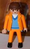 0073 muÑeco seÑor hombre de playmobil us - foto