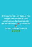 DesinfecciÓn de ozono para casas. - foto