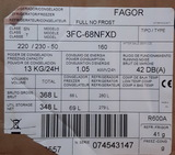 FRIGORÍFICO FAGOR INNOVATION ACS 3FC-68N - foto