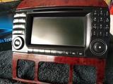 Radio cd navegador mercedes - foto