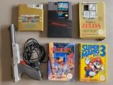 Lote juegos Nintendo NES - foto
