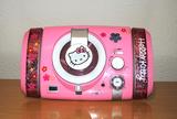 Reproductor de CD con radio Hello Kitty - foto