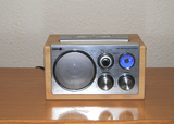 Radio replica vintage - foto
