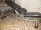 Banco de pesas Life Fitness Gimnasio - foto