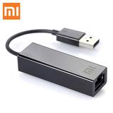 Adaptador Xiaomi Red USB 2.0 a Ethernet - foto