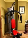 banco de pesas para musculacion - foto