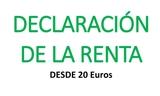 DECLARACIÓN DE RENTA (IMPOZIT PE VENIT) - foto