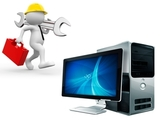 Reparación de ordenador con entrega - foto